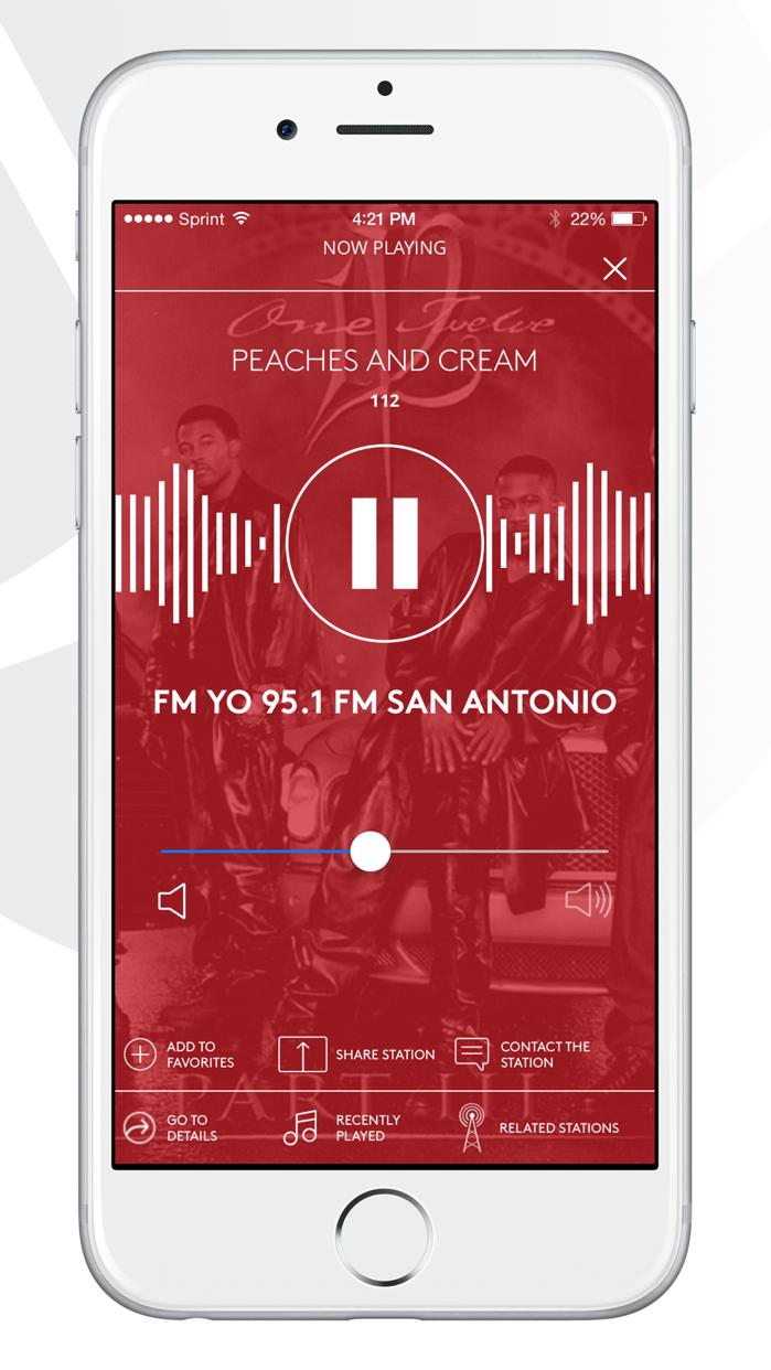 Uforia Música Screenshot