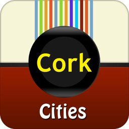 Cork Offline Map City Guide