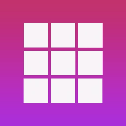 Griddy - Split Pic in Grids For Instagram Post iOS App