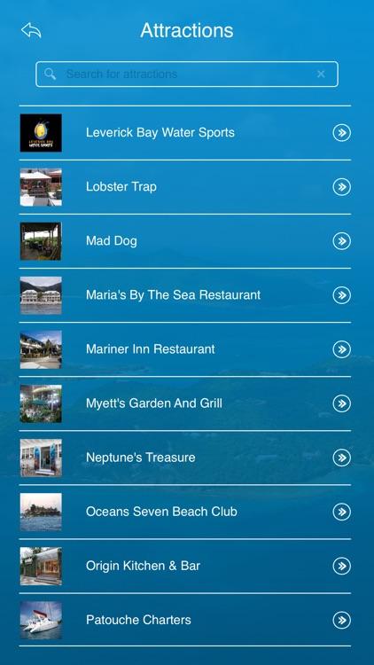 Tourism British Virgin Islands