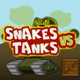 Tanki vs Snakes