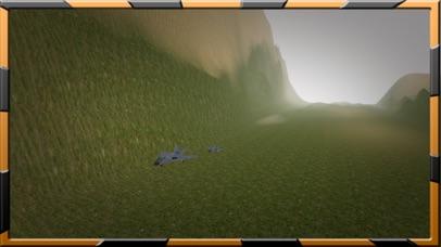 Ultimate Air Attack of Fighter Raptor Simulator screenshot two
