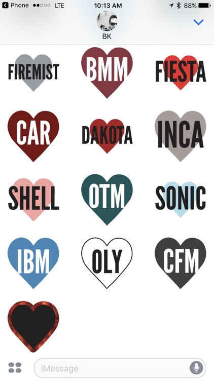 BK Guitars Sticker Pack screenshot-3