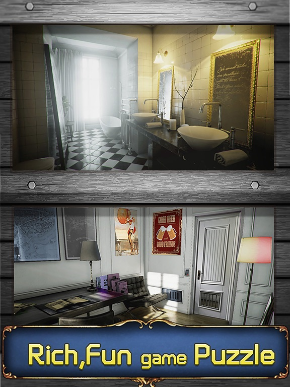 room escape: the doors and rooms escape out 1!! by luo xiaoying (iOS ...