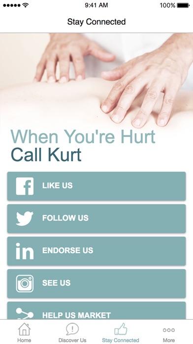 When you are hurt call Kurt screenshot three