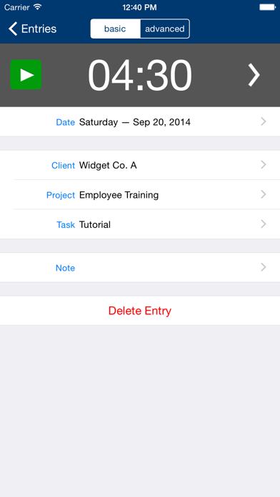 TDF Tracker screenshot two
