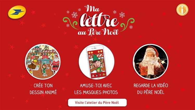 La Poste Lettre Aux Pere Noel.Ma Lettre Au Pere Noel By La Poste