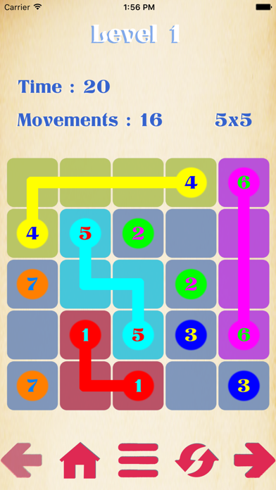 点击获取Number Puzzles:A Draw Lines  Decryption Free Game