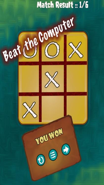 A1 Tic Tac Toe Puzzle screenshot-4