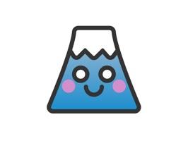Fuji-San: Super Kawaii Stickers