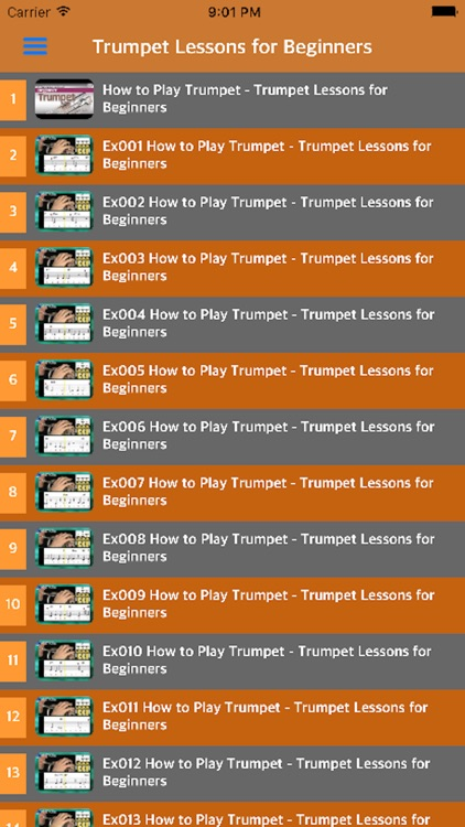 Trumpet Learning - Learn Play Trumpet With Videos