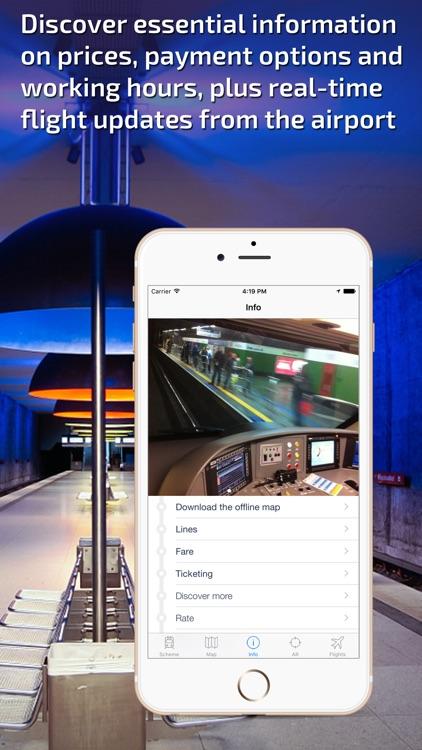 São Paulo Metro Guide and Route Planner screenshot-4