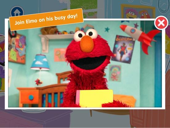 Скачать A Busy Day for Elmo: Sesame Street Video Calls