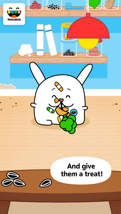 Screenshot for Toca Pet Doctor in United States App Store
