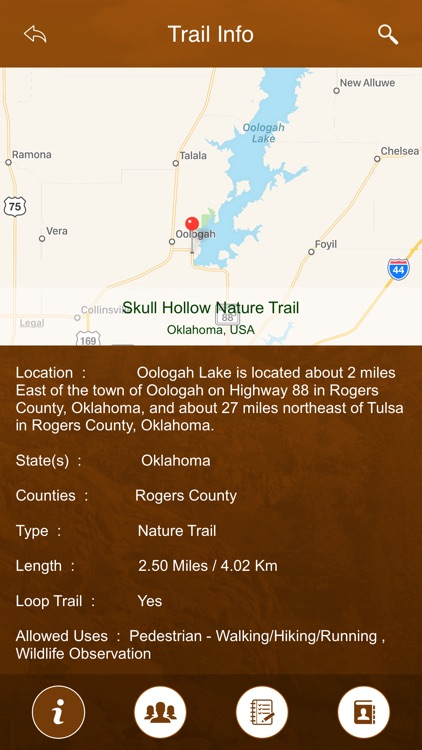 Oklahoma Trails screenshot-3