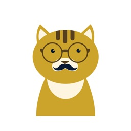 Hipster Animals Sticker Pack for iMessage