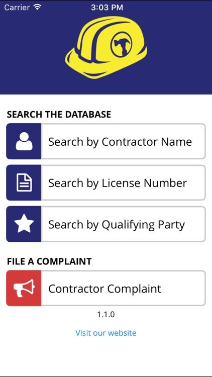 La. Contractor screenshot-4
