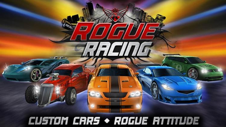 Rogue Racing: PinkSlip screenshot-0
