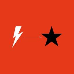 David Bowie Sticker Pack