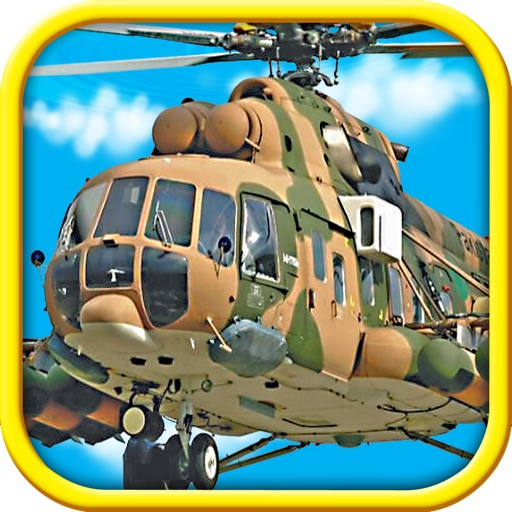 Helicopters - coloring book