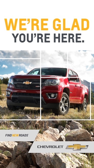 Experience Chevrolet for Windows