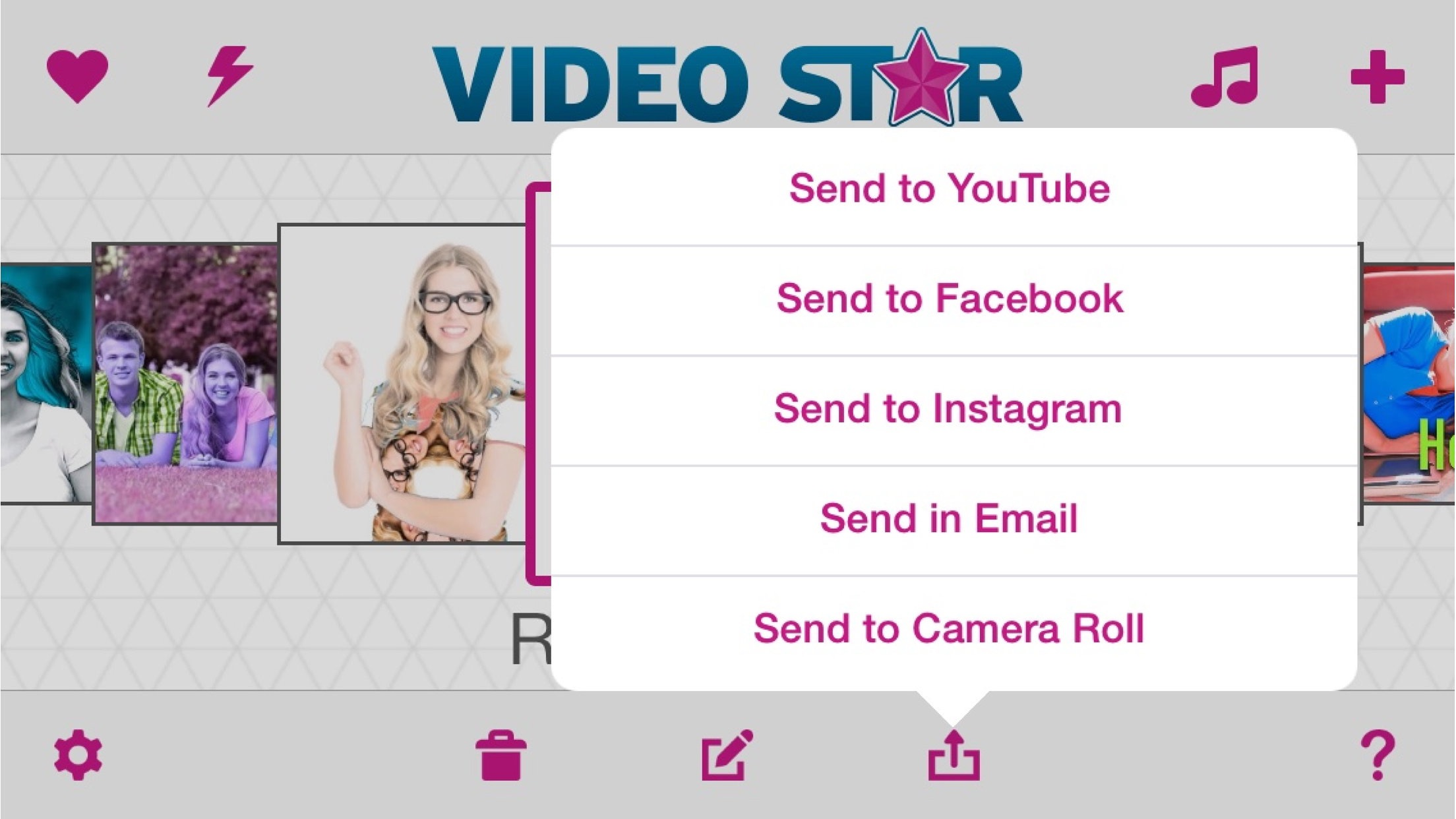 Video Star Screenshot
