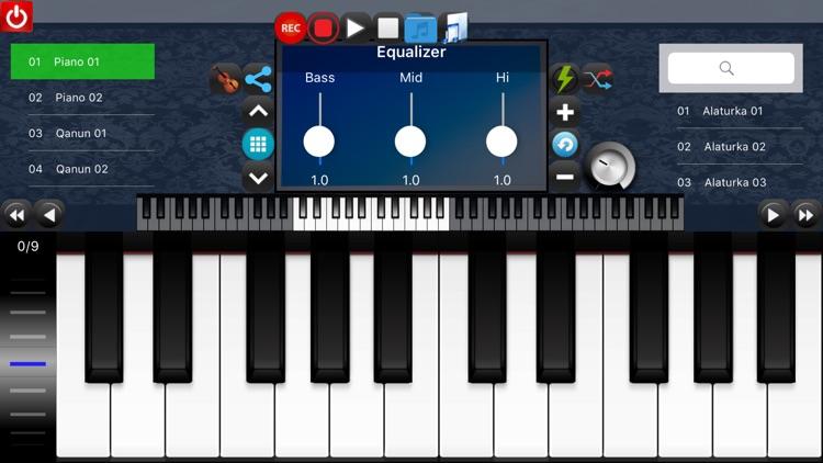 Portable ORG : Oriental Keyboard PRO screenshot-3