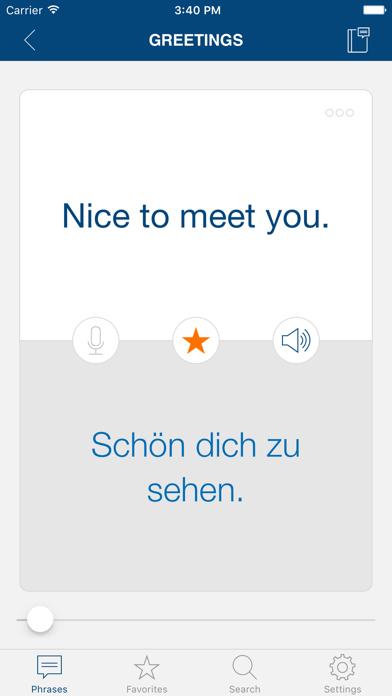 点击获取Learn German Phrases & Words