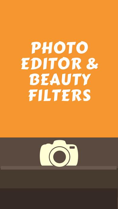 Photo Editor & Beauty Filters Screenshot 1