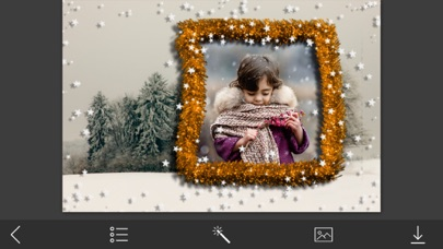 Xmas 2017 Photo Frame - Beauty Frames screenshot one
