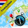 Thailand - Offline Map & GPS Navigator