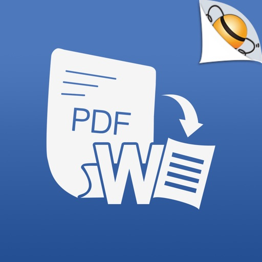 PDF to Word Pro - Convert PDF to Word Converter
