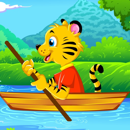 Row Your Boat Rhymes & Songs For Kids