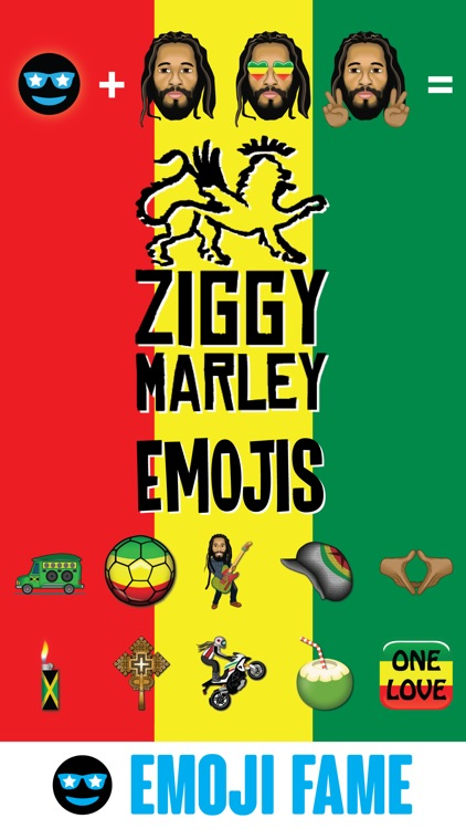 Ziggy Marley by Emoji Fame screenshot-0