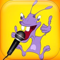 Tiếng nói hài hước - Sửa đổi âm thanh với hài hước giọng thay đổi cuộc 4+