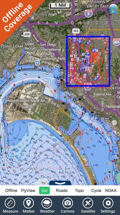 Balboa Park (San Diego) - GPS Map Navigator screenshot-4