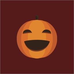 Pumpkin Emoji - sticker pack for iMessage