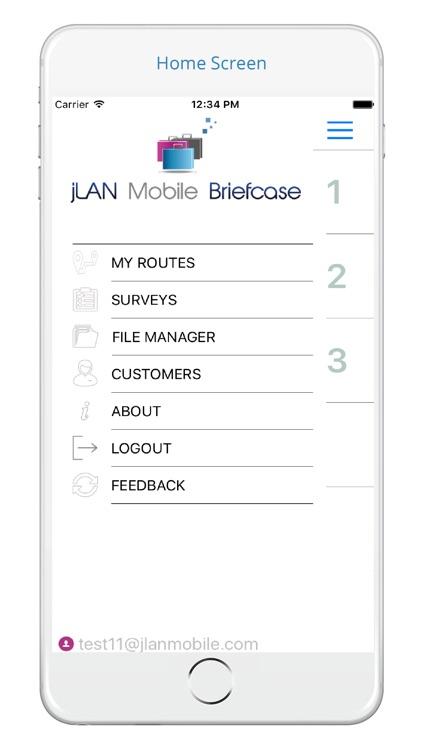 jLAN Mobile Briefcase