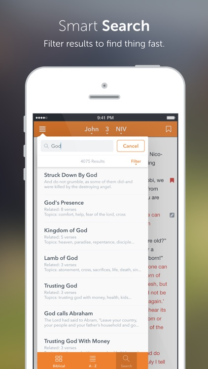 Message Bible+