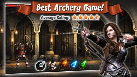 Bowman – bow and arrow games