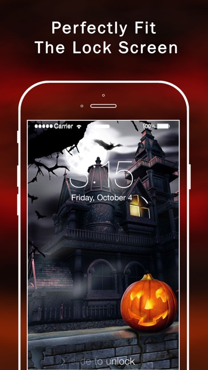 HD Halloween Wallpapers screenshot-4