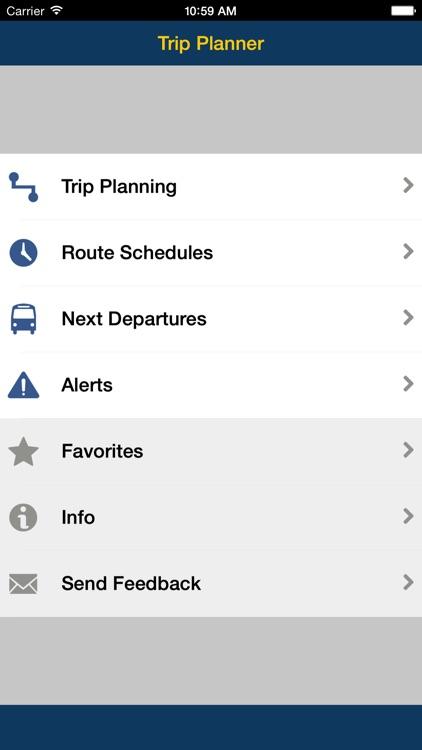 Puget Sound Trip Planner screenshot-4