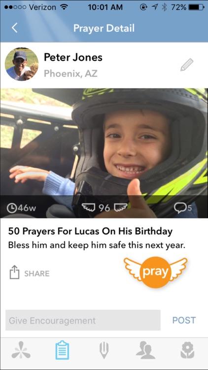 Precarii - Christian Prayer App screenshot-4