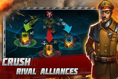 Alliance Wars: World Domination - náhled