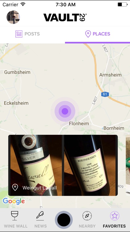 VAULT29 - Wine Discovery, Sharing, Places to Drink screenshot-3
