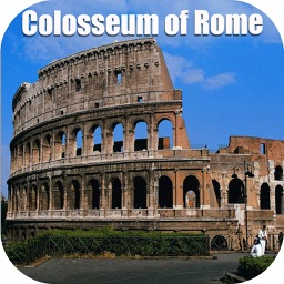 Colosseum of Rome Italy Tourist Travel Guide