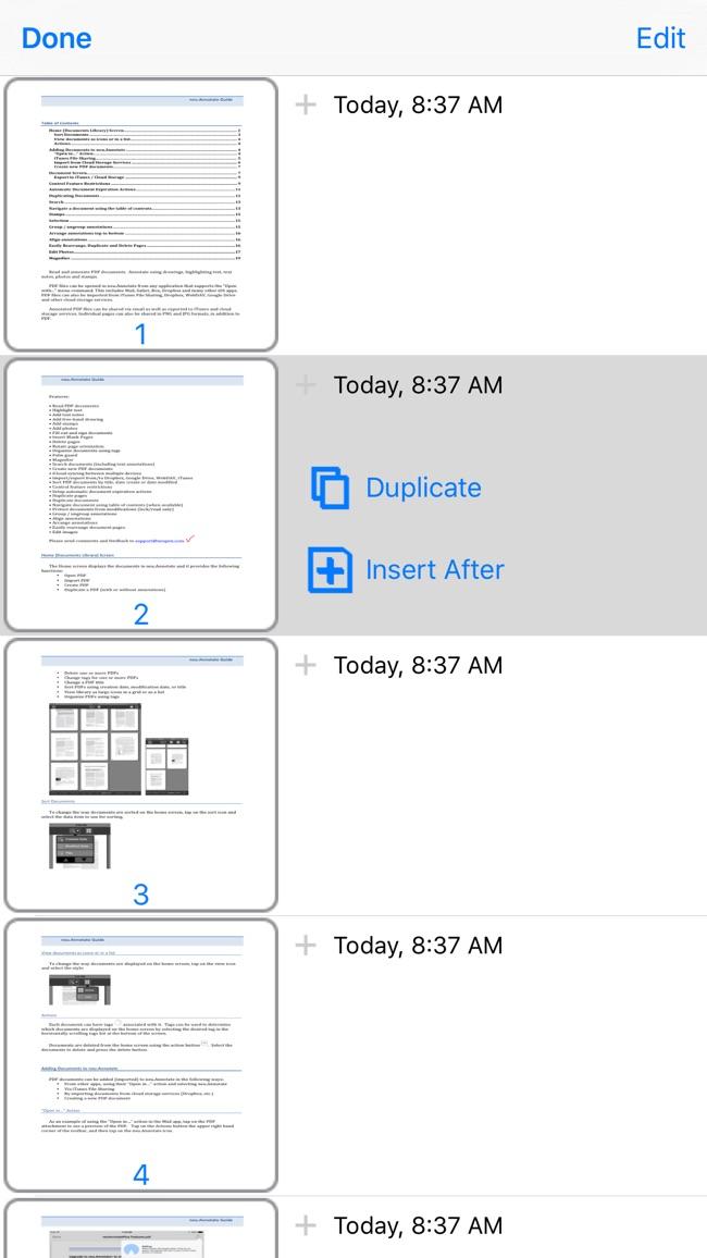 neu.Annotate+ PDF Screenshot