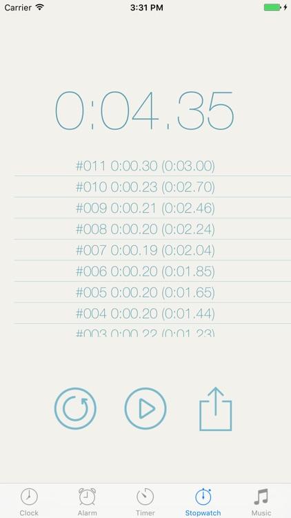 Alarm & Timer screenshot-4