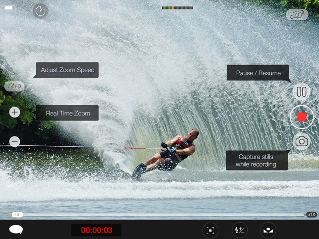 MoviePro : Video Recorder Screenshot