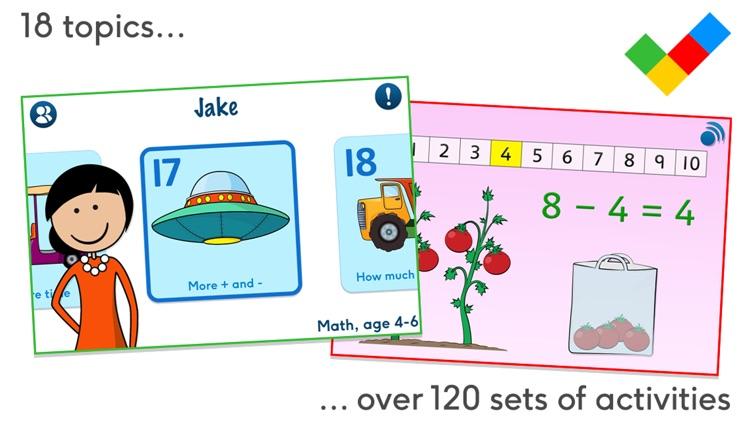 Math, age 4-6